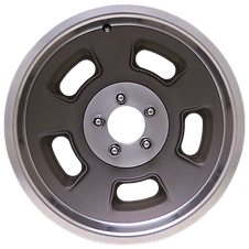 """Squeeg's Kustoms Hot Rod Connection Sprint 16"""" x 8"""" Wheel. Cast with Machined Lip."""
