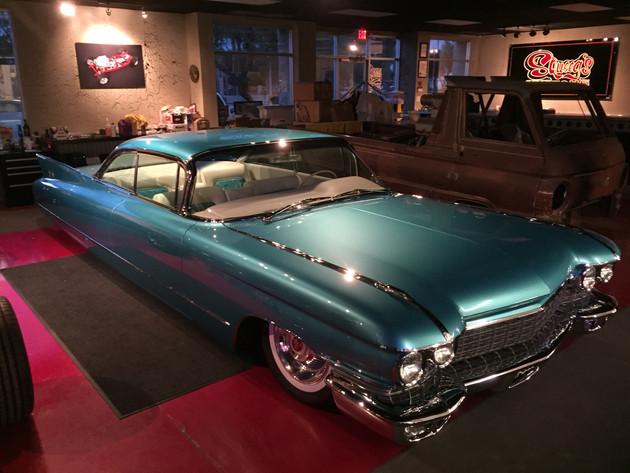 Tony Mullen's '60 Caddy