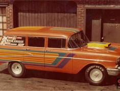 Vintage Squeeg's Kustoms