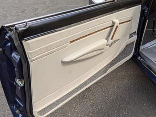 E.C. Brookover's '67 Chevelle Door Panel