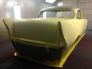 Mike Watt's '57 Chevy