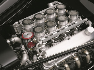 Daryl Wolfswinkel's AMBR Black '34 Ford