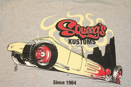 Squeeg's Kustoms Track T