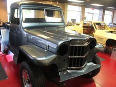 Jeff Edgett's '55 Willys Truck