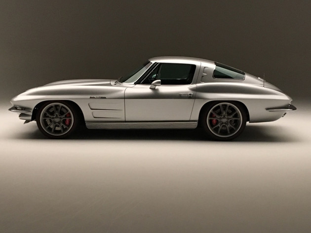 Ron Brown's '63 Vette