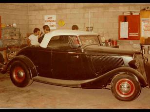 Daryl Wolfswinkel's AMBR Black '34 Roads