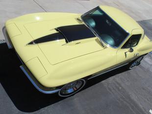 Bob Anderson's '67 Vette