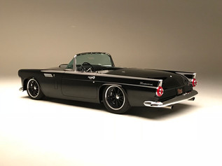 Craig Curtis '56 T-Bird
