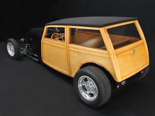 Jason Wolfswinkel's '33 Ford Woodie (150