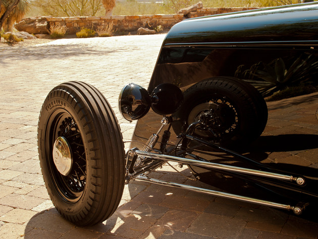 Jason Wolfswinkel's '33 Ford Woodie (72)
