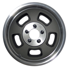 "Squeeg's Kustoms Hot Rod Connection Sprint 15"" x 6"" Wheel. Cast with Machined Lip."