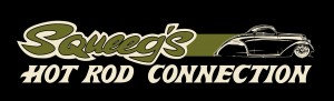 Squeeg's Hot Rod Connection '36 Logo