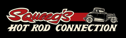 Squeeg's Hot Rod Connection '32 Logo