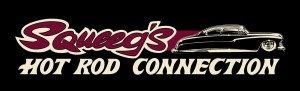 Squeeg's Hot Rod Connection '50 Merc Logo