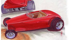 Jimmy Smith Shotgun Roadster