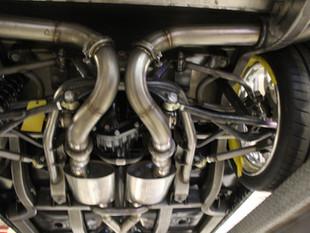 E.C. Brookover's '67 Chevelle Rear Suspe