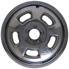 "Squeeg's Kustoms Hot Rod Connection Sprint 16"" x 8"" Wheel. Polished."