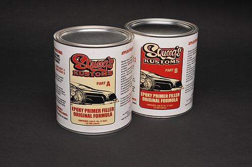 Epoxy Primer Kit With Gallon of Reducer