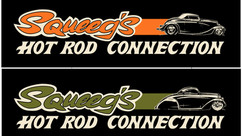 Jimmy Smith Squeeg's Hot Rod Connection Logos