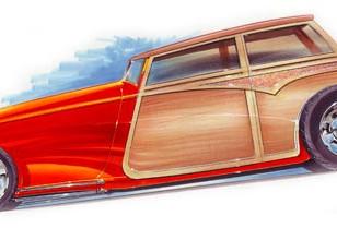 Jason Wolfswinkel's '33 Ford Woodie (78)