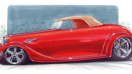 Jimmy Smith 34 Ford Roadster