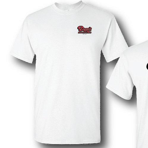 Squeeg's Kustom White T-Shirt