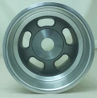 """Squeeg's Kustoms Hot Rod Connection Champ 16"""" x 13"""" Wheel. Cast with Machined Lip"""