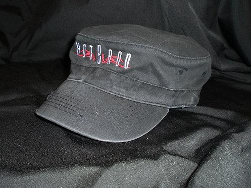 HotBrod Flat Top Military Cap