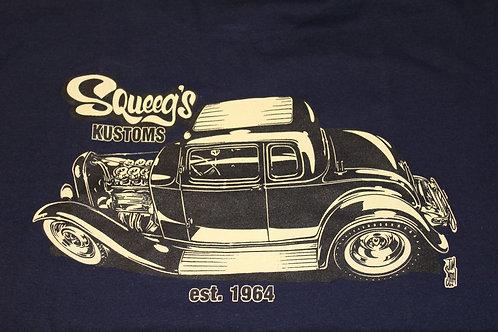 Squeeg's Kustoms '32 Ford 5 Window
