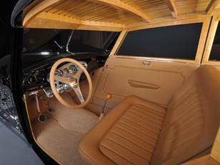 Jason Wolfswinkel's '33 Ford Woodie (190