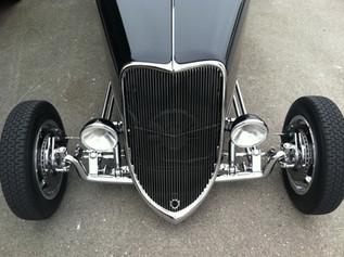 Jason Wolfswinkel's '33 Ford Woodie (189
