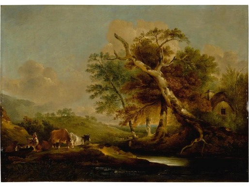 landscape & ideology - notes on Ann BERMINGHAM