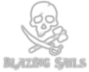 Blazing Sails Logo