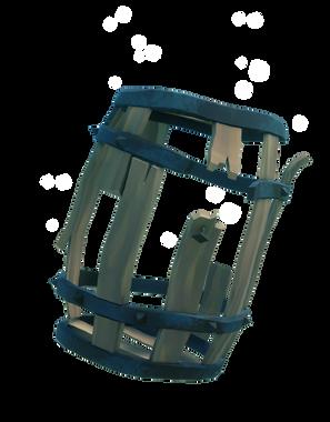 Blazing Sails - barrel