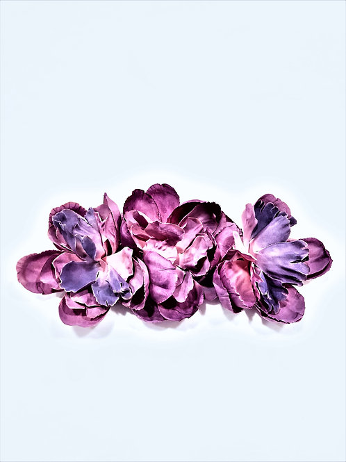 Broche flor MFY lila