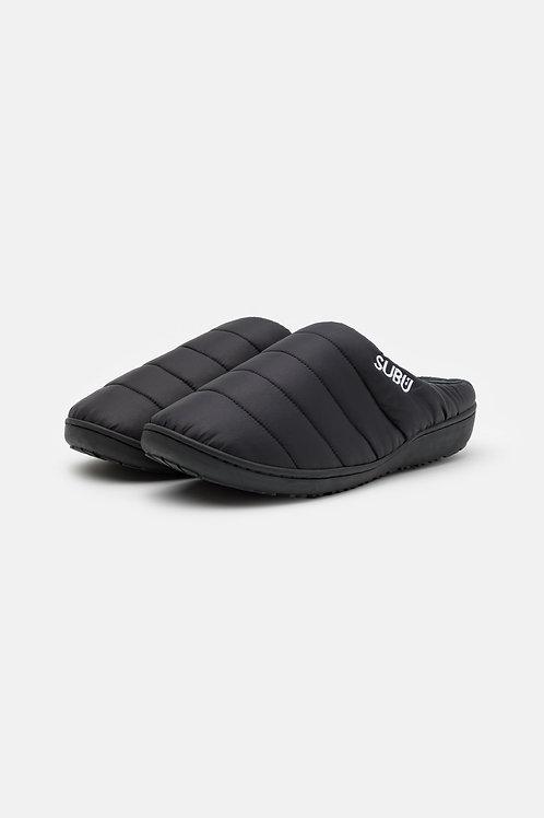 SUBU zuecos de invierno - negro - UNISEX