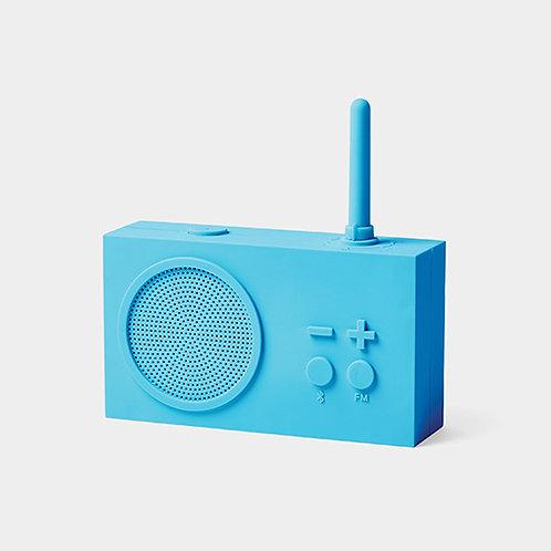 Tykho 3 Radio y altavoz Bluetooth - turquesa