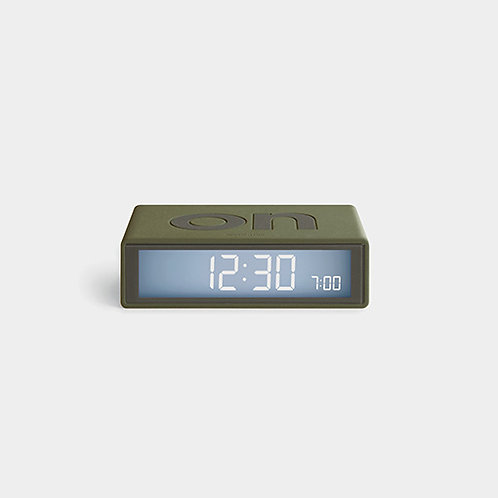 Reloj de viaje Khaki Flip Plus