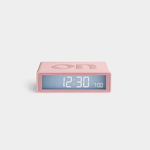 Reloj de viaje Rosa Flip Plus