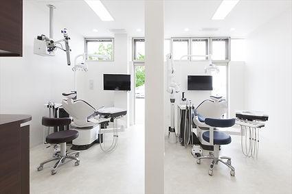 かさい歯科医院 診療室