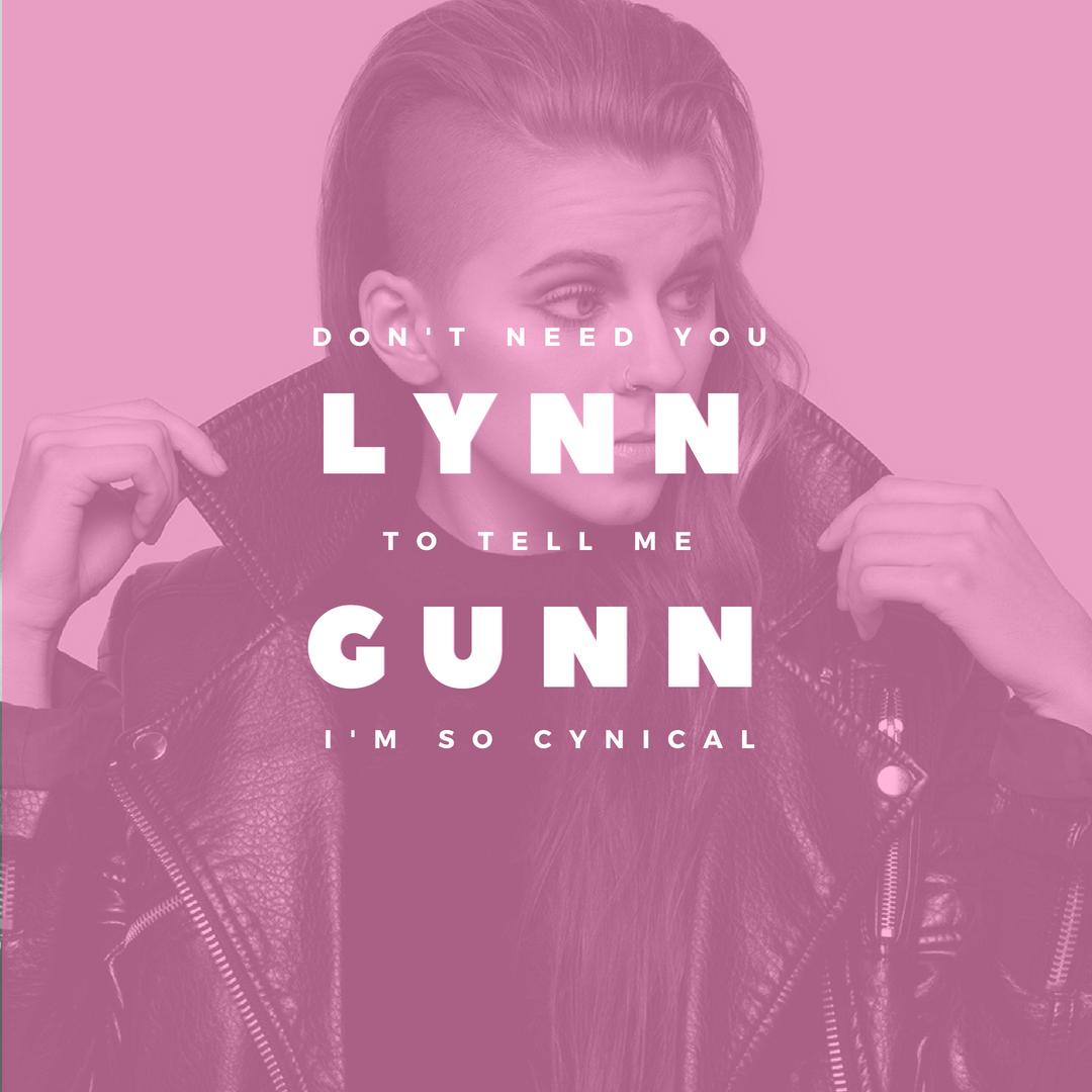 Lynn Gunn