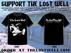 The+Lost+Well+Crumb+Tshirt+Design+by+Dia