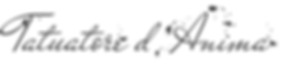 Tatuatore d'Anima header logo