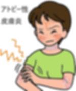 石川県 白山市 能美市 小松市 加賀市の鍼灸 和田鍼灸治療院 自律神経失調症 不妊症 慢性疾患などに注力しています。アトピー性皮膚炎も対象疾患です。