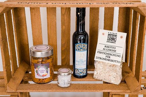 Risotto II: Feinstes Abendessen aus hochwertigen Zutaten im Handumdrehen