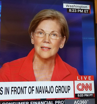 Sen Elizabeth Warren