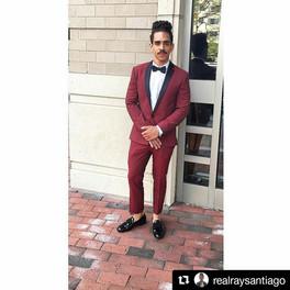 Real Ray Santiago
