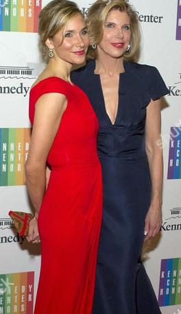 Christine Baransk and Isabel Cowles