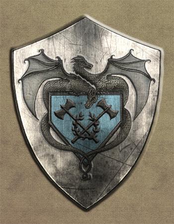 Brysney family crest