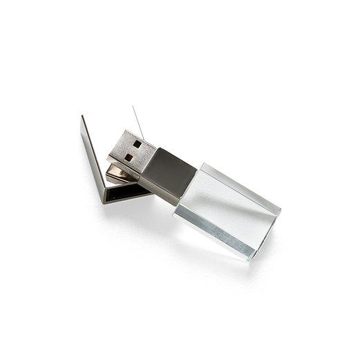 Pen Drive Vidro 4GB